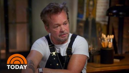 Watch: John Mellencamp reveals details about upcoming musical 'Jack and Diane' on 'Today'