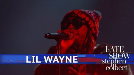 Watch: Lil Wayne performs 'Tha Carter V' track 'Don't Cry' on 'The Late Show With Stephen Colbert'