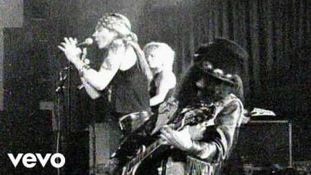 5 things you didn't know about Guns N' Roses