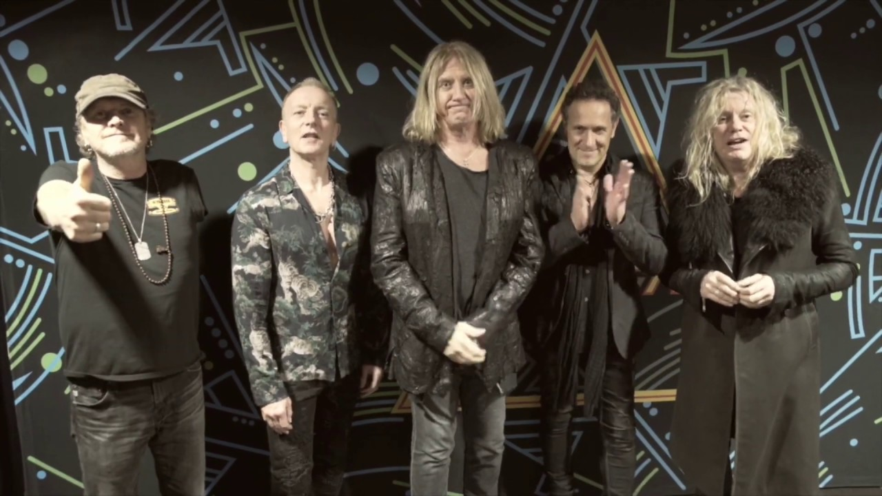 Def Leppard invites ex-guitarist Pete Willis to join band at 2019 Rock Hall induction