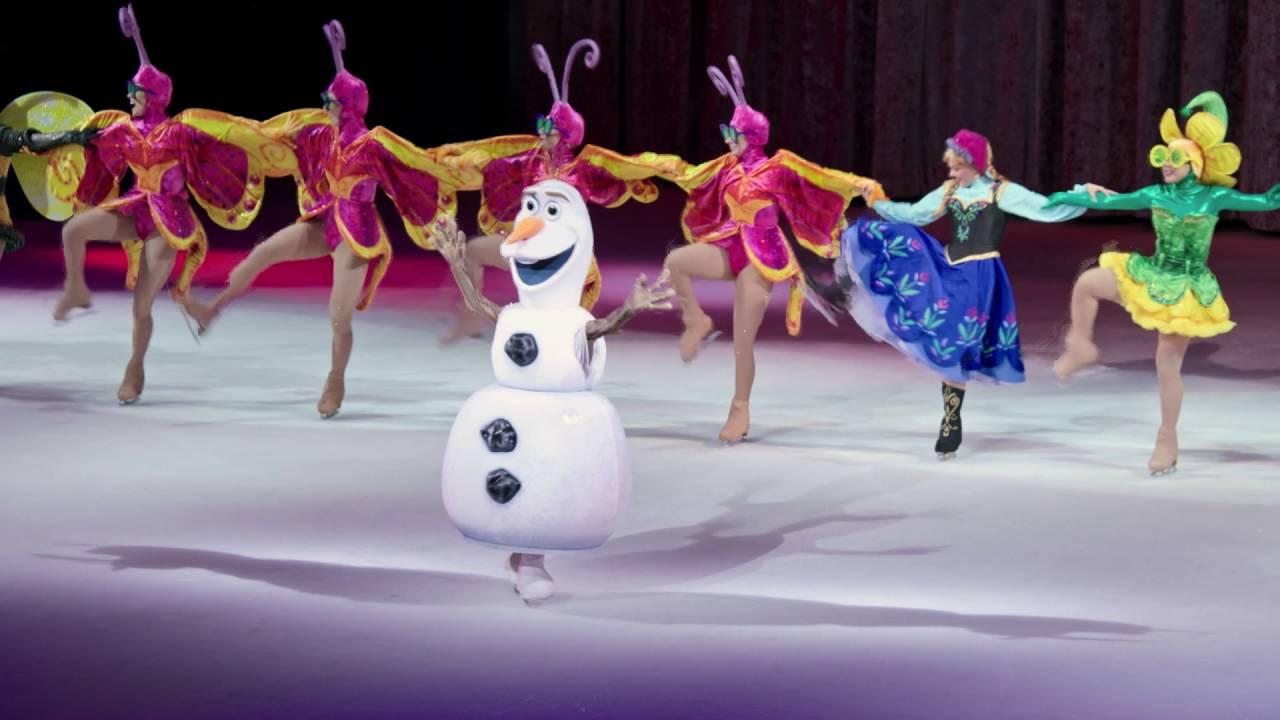 Broadmoor World Arena & Denver Coliseum to host Disney On Ice: Worlds of Enchantment 2019