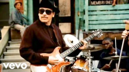 Carlos Santana talks new Rick Rubin-produced album, Woodstock 2019 and more