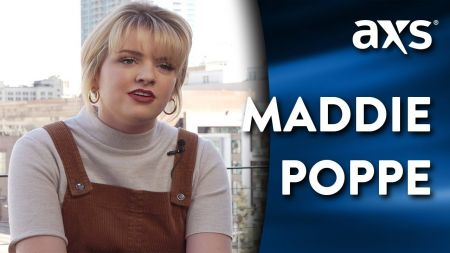 Watch: Maddie Poppe discusses confidence and perfectionism at the Proactiv Patio Sessions