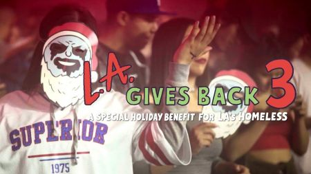 IHEARTCOMIX announces date and auction for LA Gives Back 2018