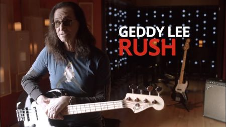 Geddy Lee talks massive bass collection in 'Big Beautiful Book of Bass'