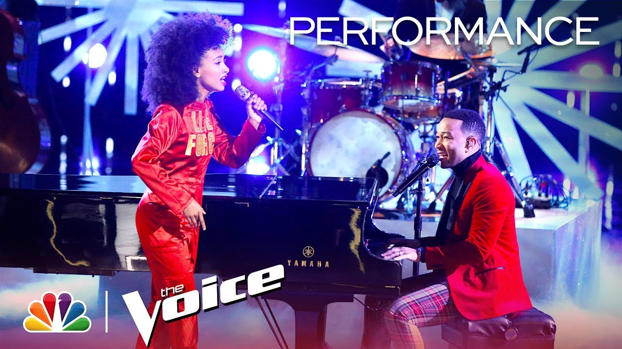 Watch: John Legend & Esperanza Spalding' perform 'Have