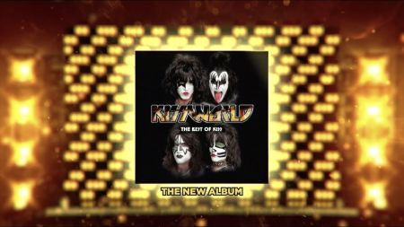 KISS to release compilation 'KISSWORLD' in January