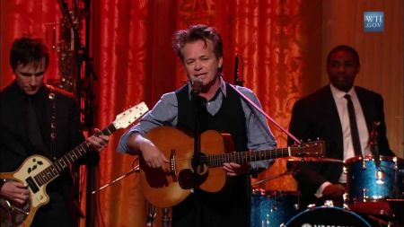 John Mellencamp earns chart-topper with new album 'Other People's Stuff'