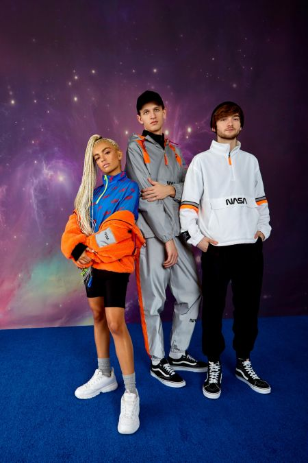 DJ duo Louis The Child, and singer-songwriter QUIÑ, officially launch the Forever 21 Cosmic Space Collection.