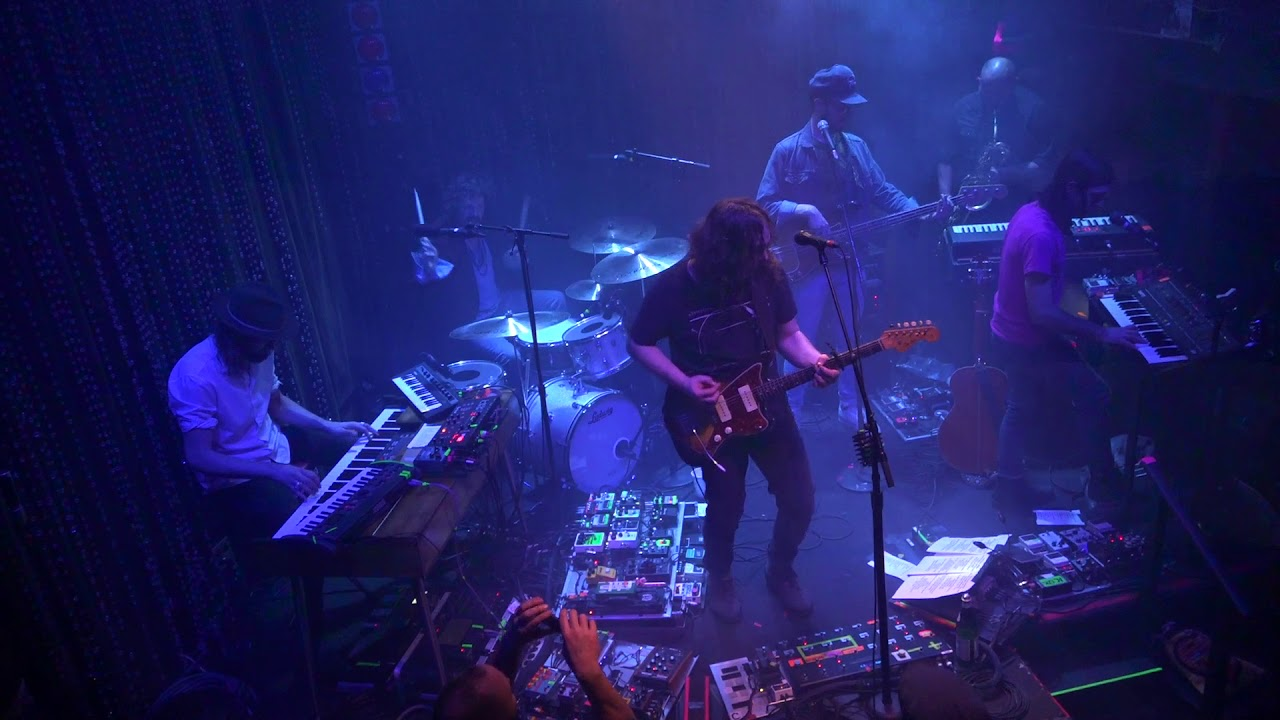 Watch: The War On Drugs cover John Lennon at hometown holiday show in Philadelphia