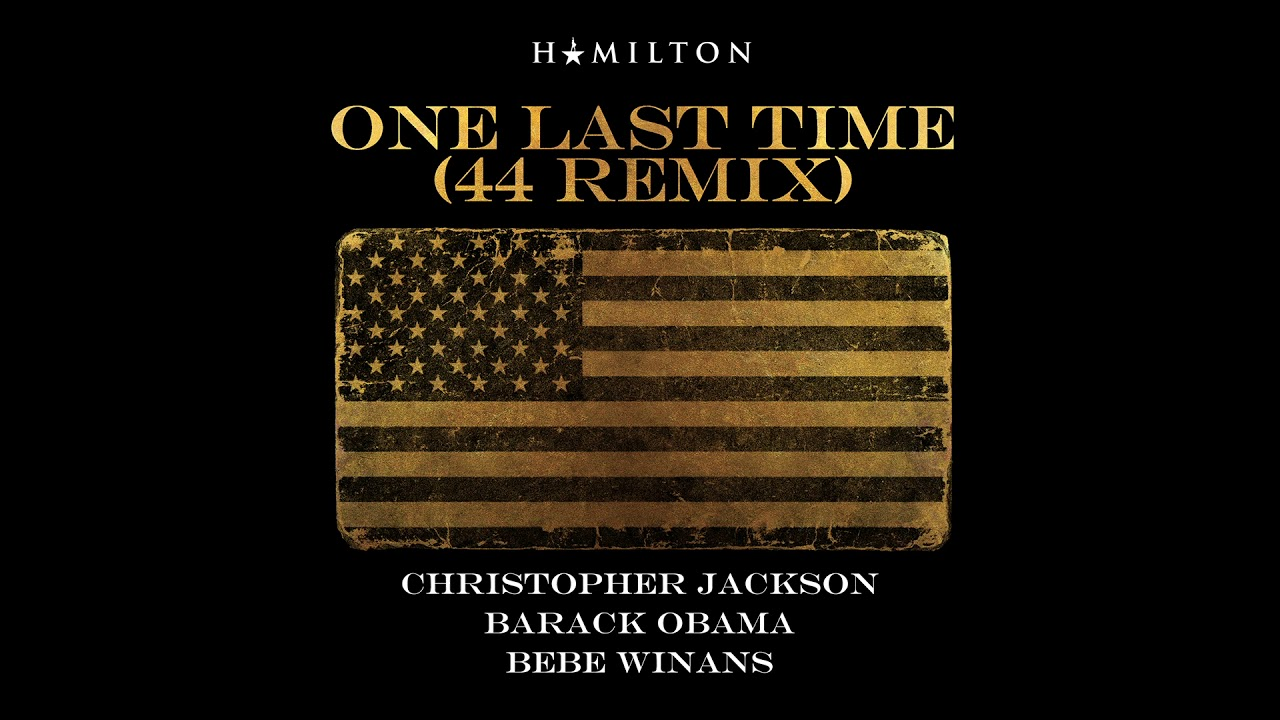 Listen: Barack Obama appears on Lin-Manuel Miranda's final 'Hamilton' remix
