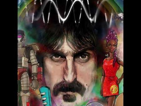 Frank Zappa hologram set to make festival debut in Spain in 2019