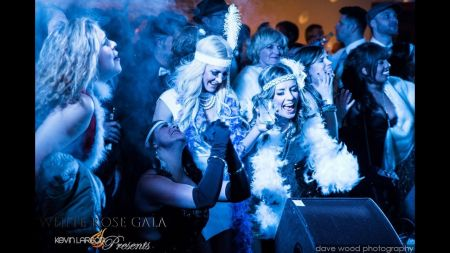 5 reasons White Rose Gala is the ultimate Denver New Year's Eve event