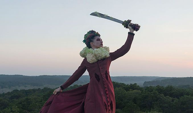 Amanda Palmer tickets at Cathedral Theatre at the Masonic Temple Detroit in Detroit