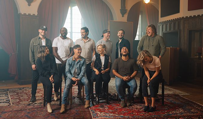 Elevation Worship tickets at The Warfield in San Francisco