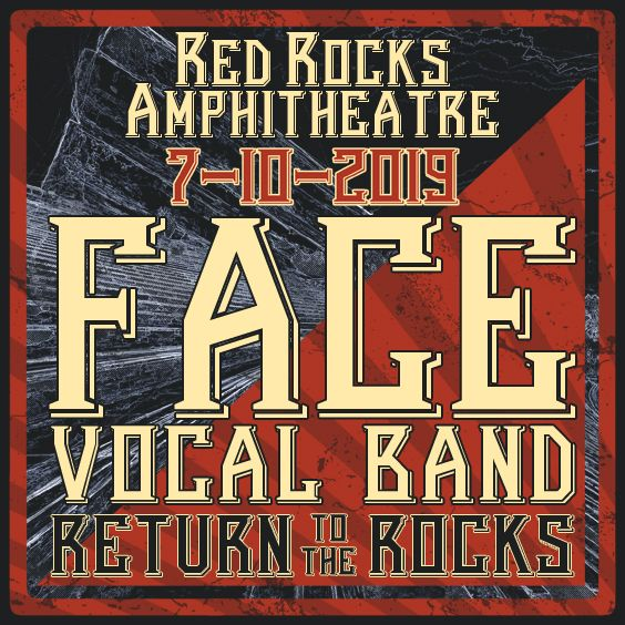 Image for Face Vocal Band: Return to the Rocks