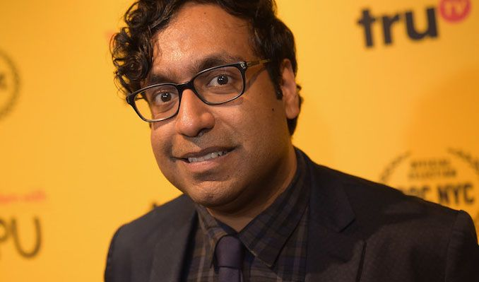 Hari Kondabolu tickets at Center Stage Atlanta in Atlanta