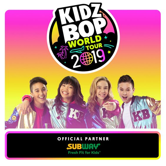 Thumbnail for KIDZ BOP WORLD TOUR 2019