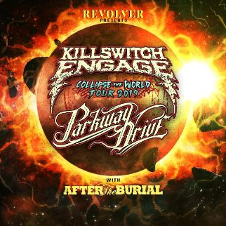 AEG Live | Killswitch Engage / Parkway Drive
