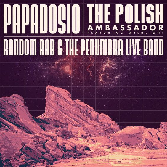 Image for Papadosio & The Polish Ambassador Ft Wildlight