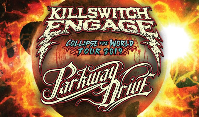AEG Live | Parkway Drive / Killswitch Engage