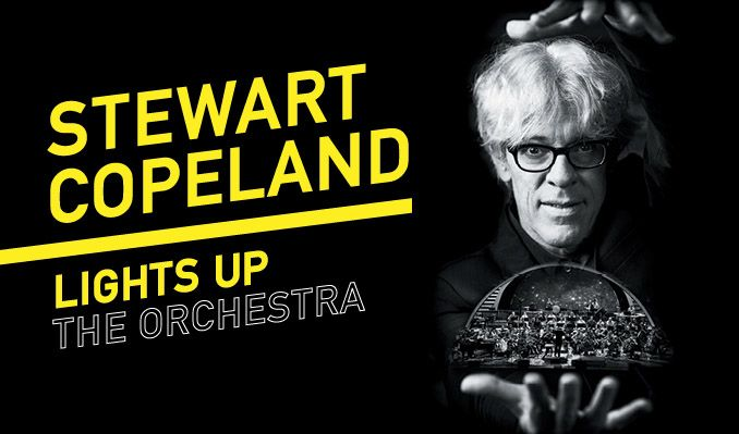 Stewart Copeland tickets at Birmingham Symphony Hall in Birmingham
