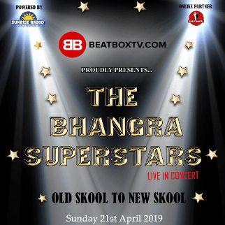 The Bhangra Superstars