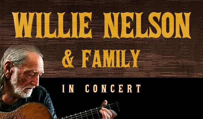 Willie Nelson & Family tickets at Abraham Chavez Theatre in El Paso