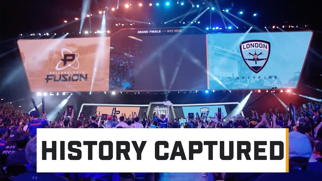 Overwatch League and Riot Games among most watched Twitch channels in 2018