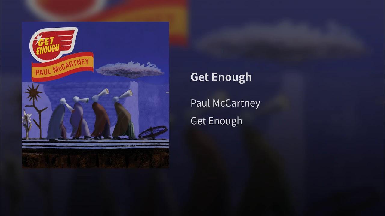 Listen: Paul McCartney debuts new single 'Get Enough'
