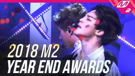 Mnet reveal 2018 M2 Year End Awards winners for Most-Viewed Videos