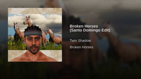 Listen: Twin Shadow shares two versions of new single, 'Broken Horses'