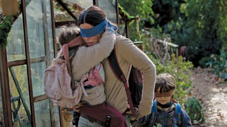 Reviews: 'Bird Box,' 'On the Basis of Sex' and 'Escape Room' kick-off the first weekend of 2019