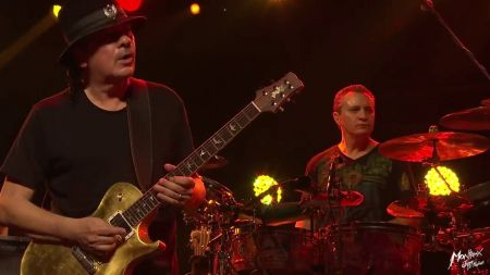 Santana announces release details for new EP  'In Search of Mona Lisa'