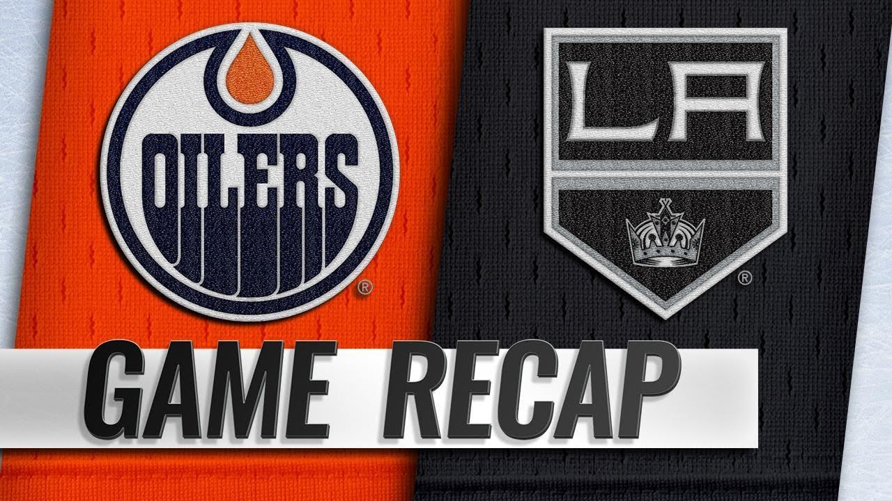Best Twitter reactions from LA Kings game against Edmonton Oilers, Jan. 5