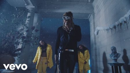 Watch: Future drops new music video for 'Crushed Up'