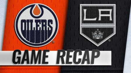 Quick and Kopitar both earn 300th milestones following win against Oilers