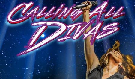 Calling All Divas Poster