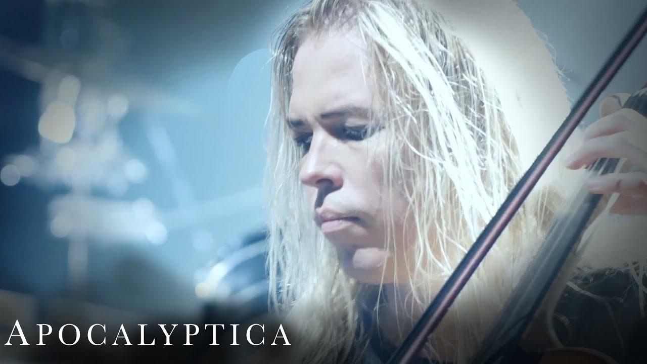 Apocalyptica announces 'Plays Metallica By Four Cellos