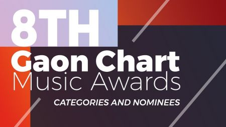 8th Gaon Chart Music Awards nominees and categories