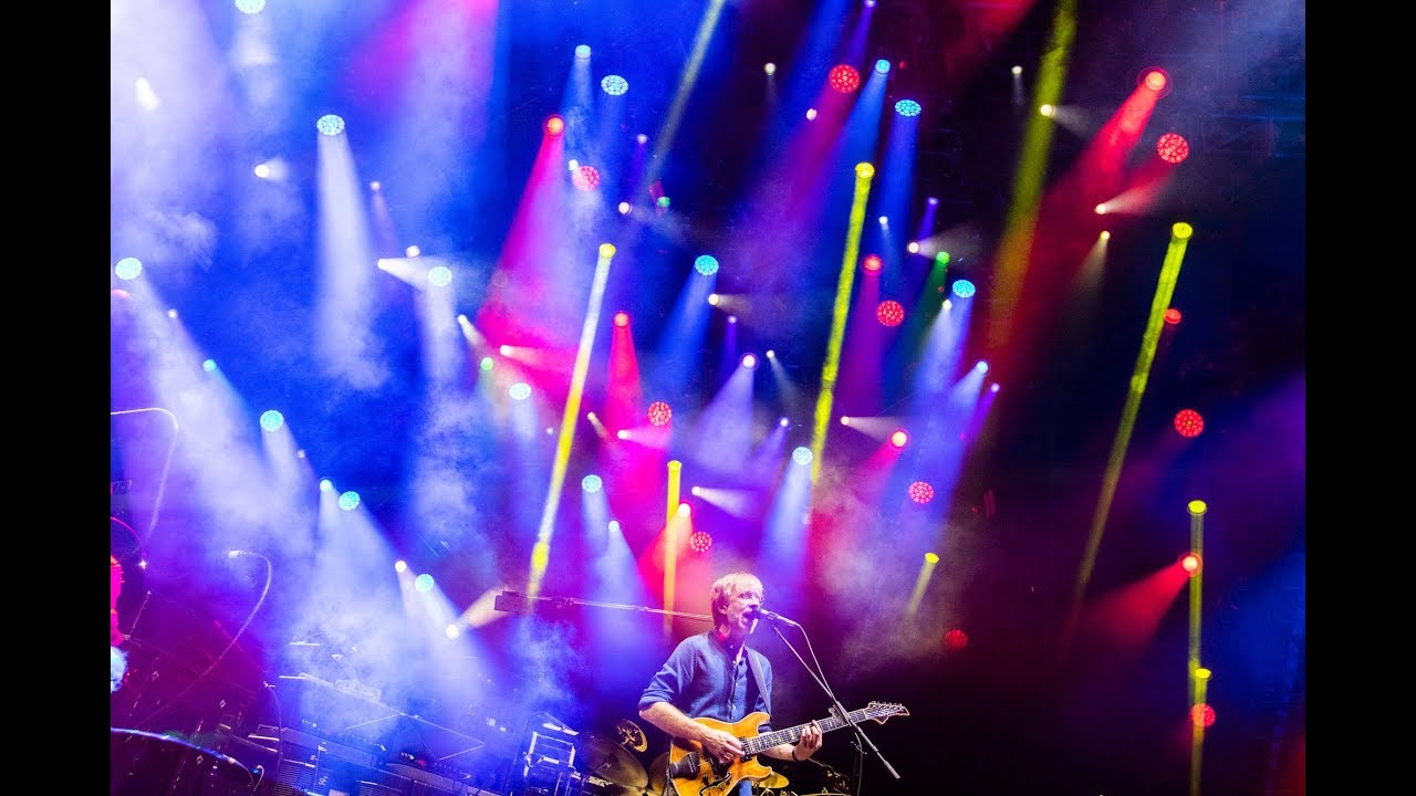 Phish announces annual three-night event at Dick's Sporting Goods Park in 2019