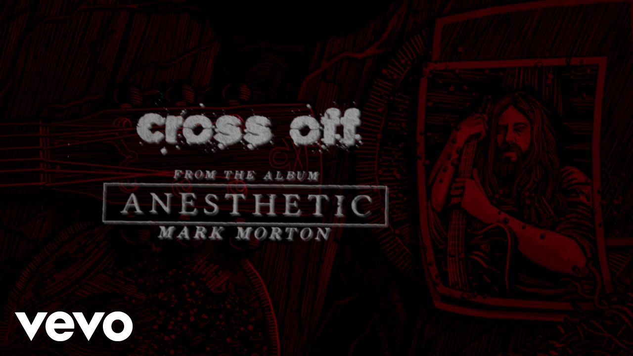 Lamb of God's Mark Morton, along with Trivium band members, honor Chester Bennington in 'Cross Off'
