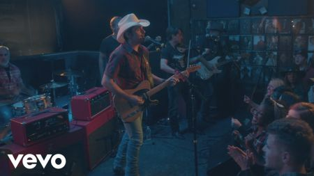 Brad Paisley had fans submit their breakup video footage for new music video 'Bucked Off'