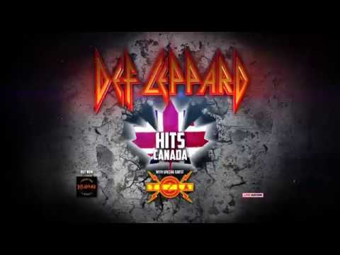 Def Leppard announces 2019 summer tour of Canada with Tesla