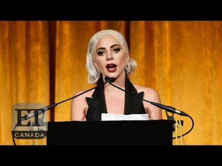 Watch: Lady Gaga delivers emotional NBR Best Actress acceptance speech for 'A Star Is Born'