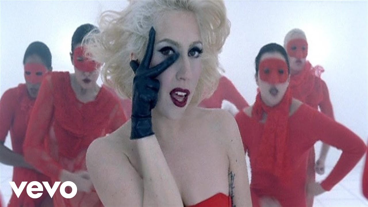 Lady Gaga hits 1 billion views milestone with 'Bad Romance' video on YouTube