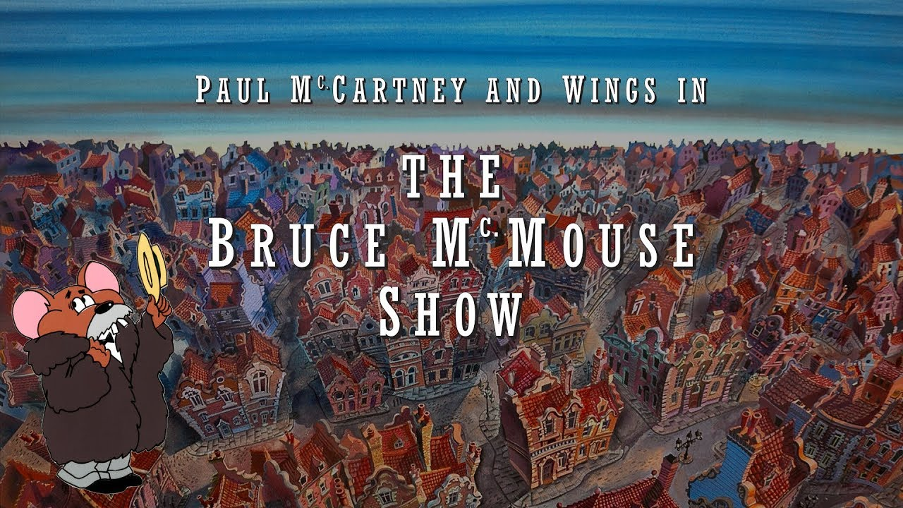 Never-before-seen Paul McCartney film 'Bruce McMouse Show' heading to theaters