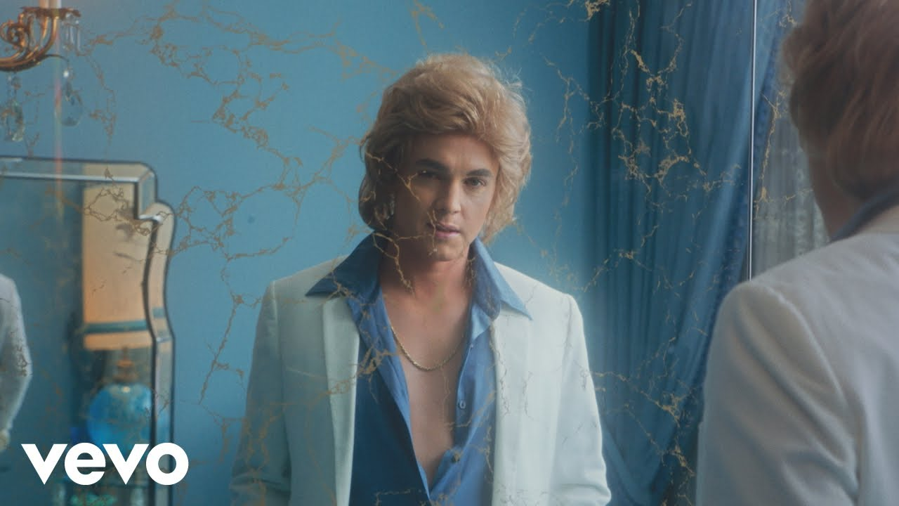 Watch: Jesse McCartney takes on multiple identities in new music video 'Wasted'