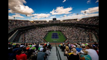 Event details and schedule announced for 2019 BNP Paribas Open