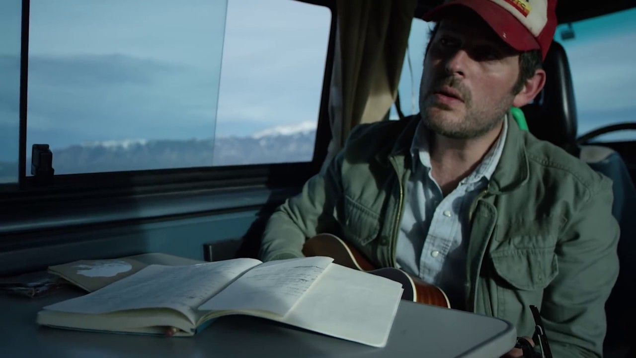 Gregory Alan Isakov playing 2019 Red Rocks show with Mountain Man